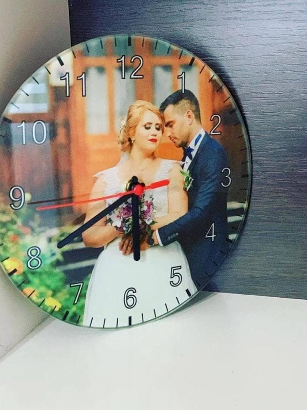 ceas decorativ personalizat