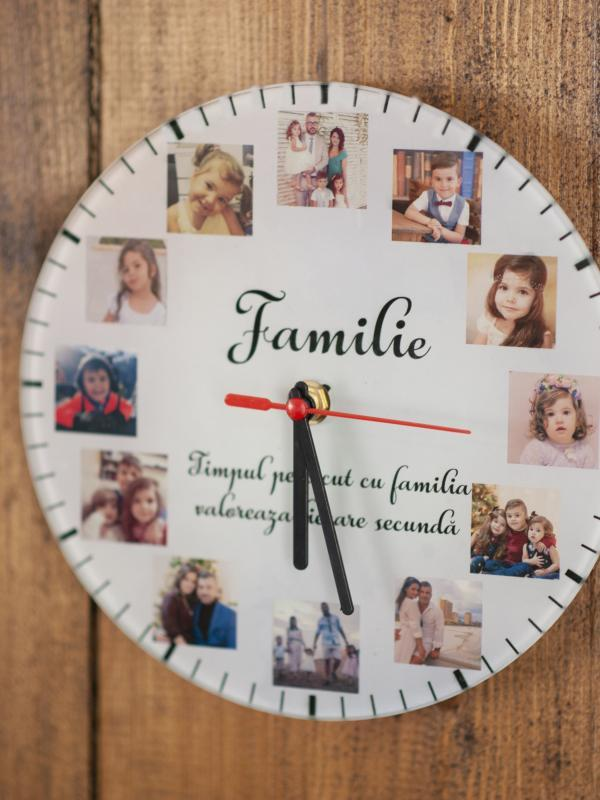 TIMP IN FAMILIE