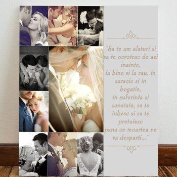 tablou canvas personalizat promisiune