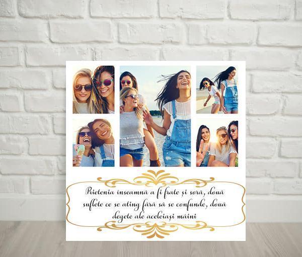 Tablou canvas Personalizat prietenia