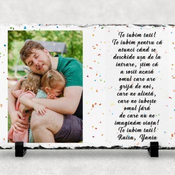 piatra te iubim tati